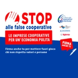 Stop alle false cooperative