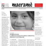 Macramè - maggio 2011
