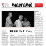 Macramè - settembre 2011