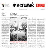 Macramè - dicembre 2015